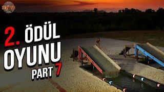 2. Ödül Oyunu 7. Part   28. Bölüm   Survivor Türkiye - Yunanistan