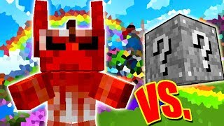 GREMLINS VS. LUCKY BLOCK DO CÉU (MINECRAFT LUCKY BLOCK CHALLENGE)