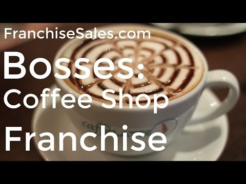 Bosses - Coffee Shop Franchise