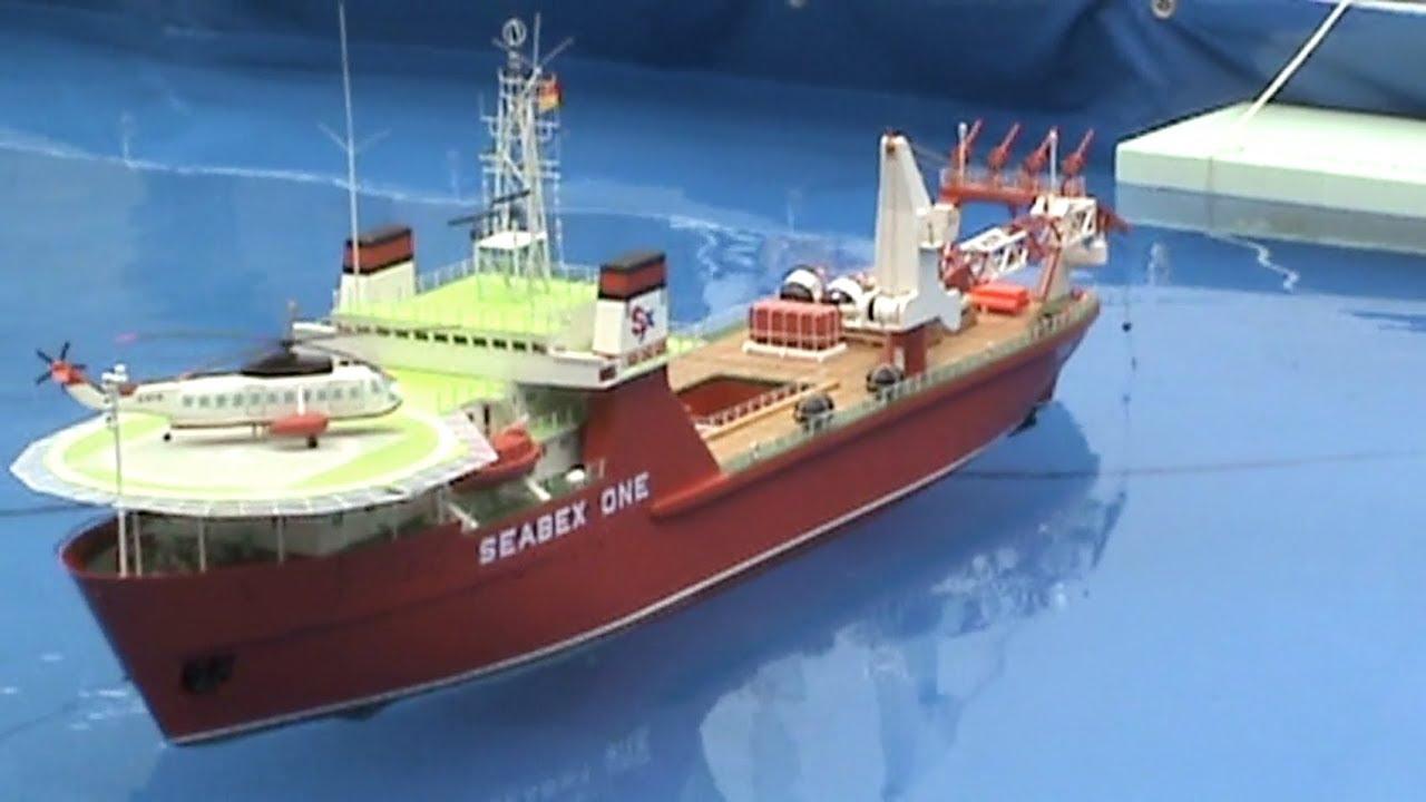 Modellschiff \