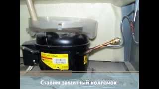 Ремонт холодильника indesit(Казани. Гарантия на все виды работ. Запчасти в наличии. Сервисный центр