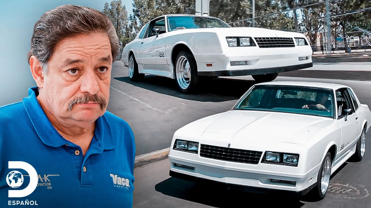 Restauración extrema para un Chevrolet Monte Carlo SS 1984 | Mexicánicos | Discovery En Español