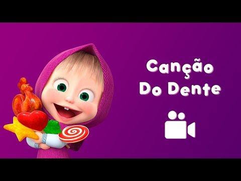 🍭 Canção Do Dente 🍭 LA DOLCE VITA 👱♀️Masha E O Urso Musica