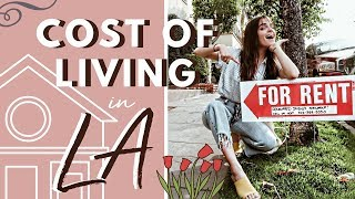 Moving To LA Cost Of Living in Los Angeles California