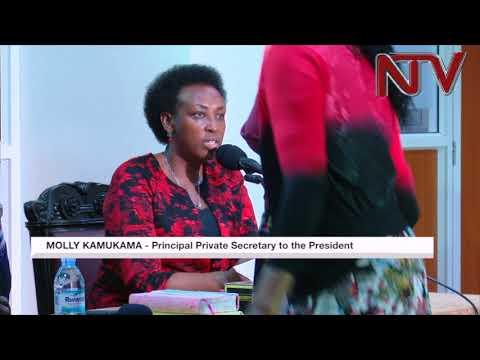 Museveni's principle private secretary grilled by Land Probe