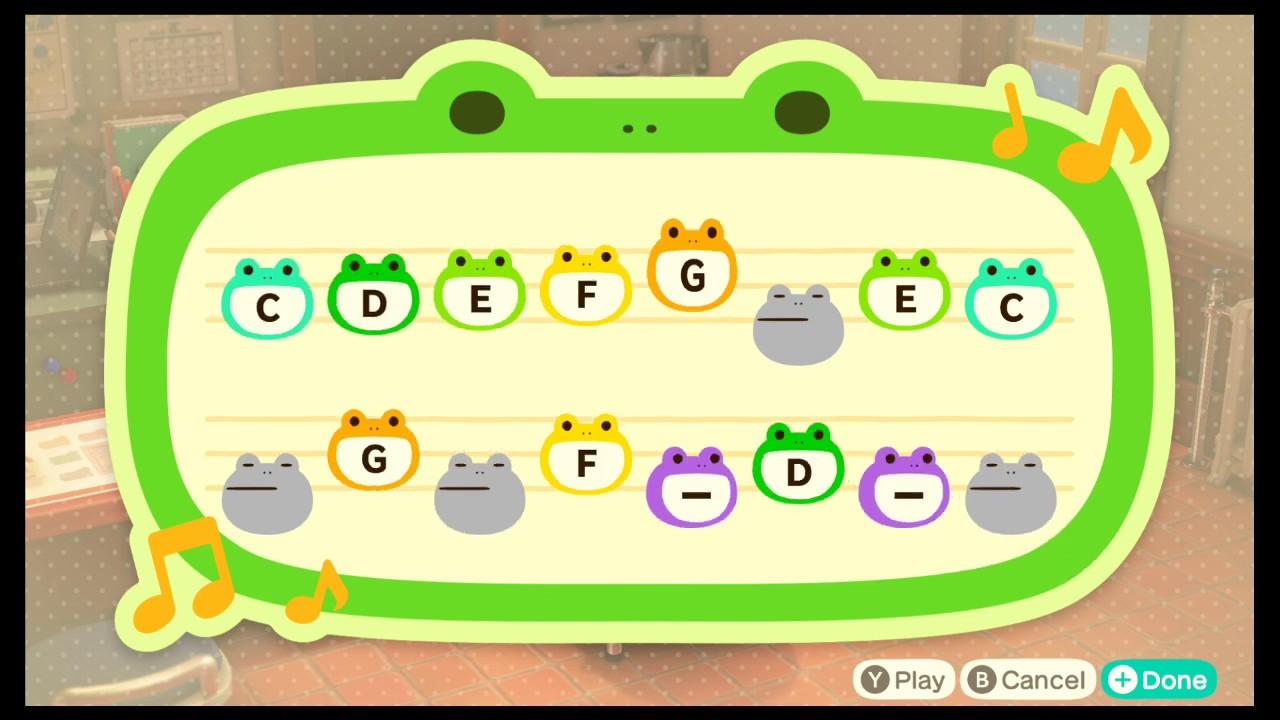 My Neighbor Totoro Island Tune Animal Crossing New Horizons Youtube