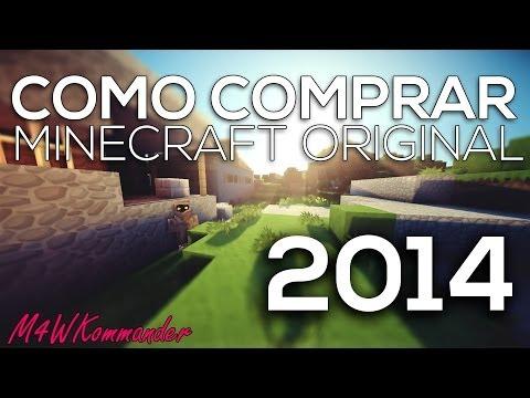 Como Comprar MINECRAFT Original [Atualizado 2014]
