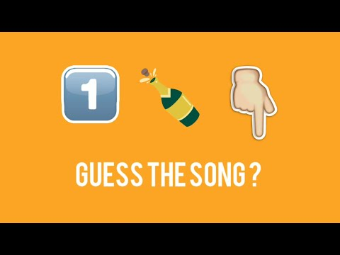 EMOJI CHALLENGE 😏 Guess Bollywood Song By Emoji
