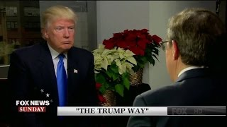 trump fox interview
