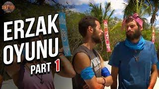 Erzak Oyunu 1. Part   31. Bölüm   Survivor Türkiye - Yunanistan