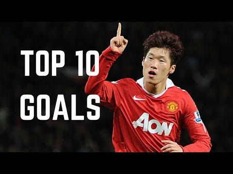 Ji Sung Park (박지성) ● Top 10 Goals