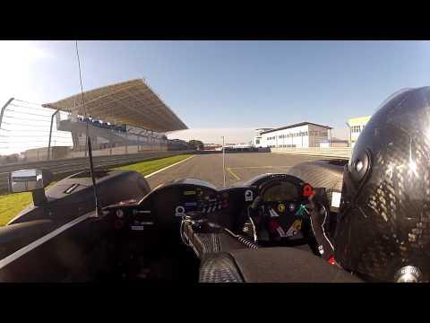 LMP2 onboard René Rast Estoril Sebastien Loeb Racing