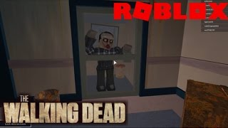 Universal Studios Roblox - The Walking Dead:Experience(COMPLETE WALK - THROUGH)