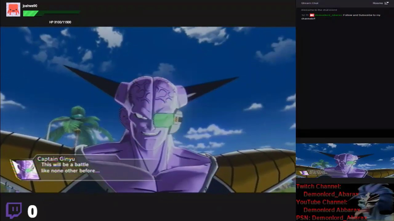 [PS3] Dragonball XenoVerse - {Brand New Char. Multiplayer #28}