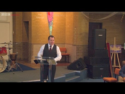 Who Do You Say I Am? - part 1 - Mark 8:22-30 - Warren McNeil
