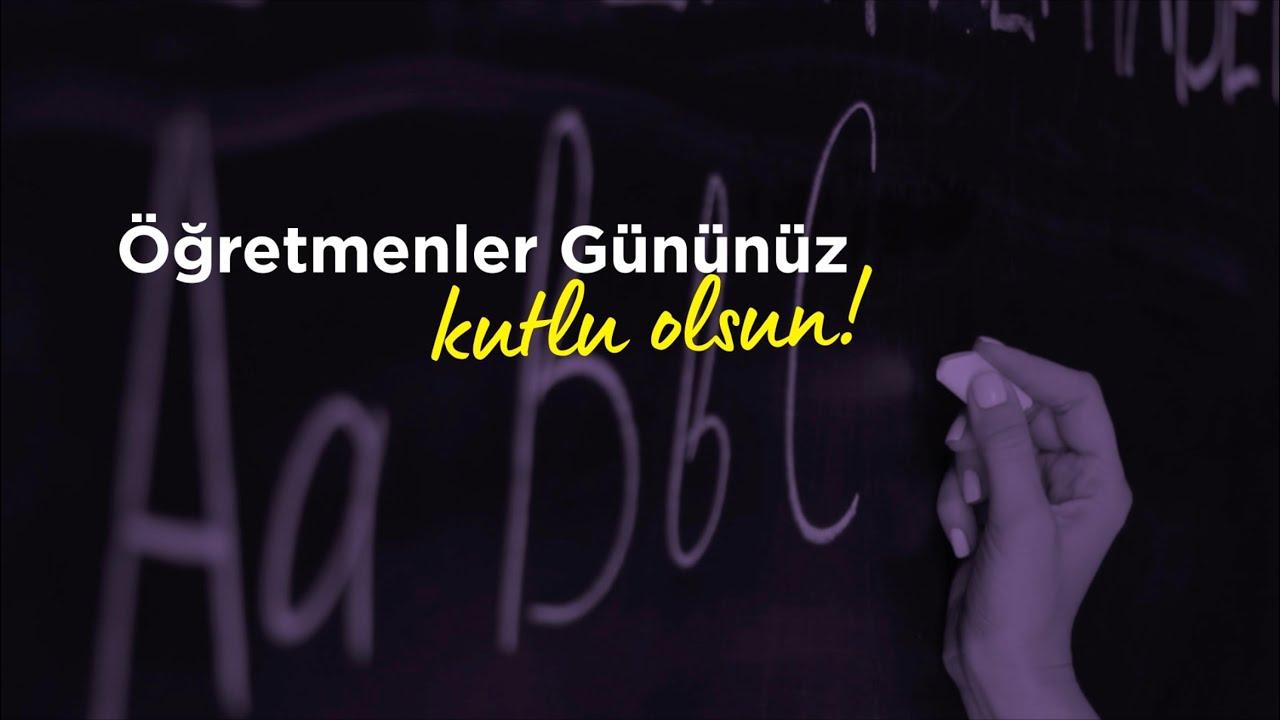 Öğretmenler Gününüz kutlu olsun! 💜