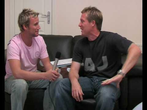 Funny Football Interviews (Hearts Manager Gary Locke)