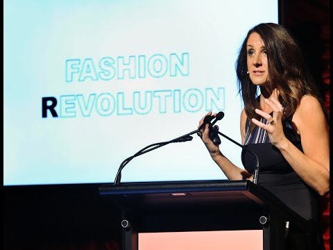 Lucy Siegle - To Die For: Is Fashion Wearing Out the World? (All About Women 2014)