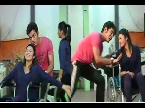 Yeh hai mohabbatein actor yanka tripathi dance rehearsal for star