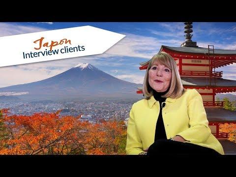 JAPON : Interview clients
