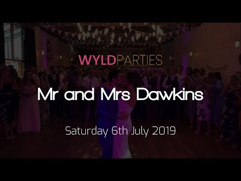 Wyld Parties Aftermovie - Mr and Mrs Dawkins