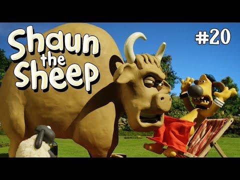 Shaun the Sheep - Banteng Vs Domba [Bull Vs Wool]