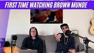 BROWN MUNDE - AP DHILLON | GURINDER GILL | SHINDA KAHLON | GMINXR(Reaction)