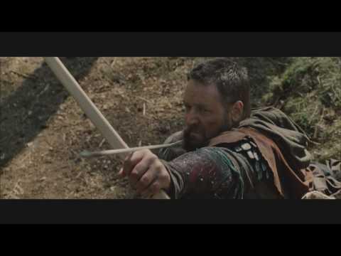"""Robin Hood - """"Archery Training"""" featurette"""