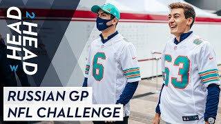 Head 2 Head   NFL Challenge   Williams Racing