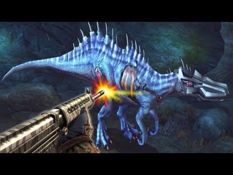 METAL DINOSAURS - Dino Hunter Deadly Shores