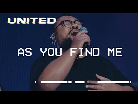 As You Find Me (Live) - Hillsong UNITED