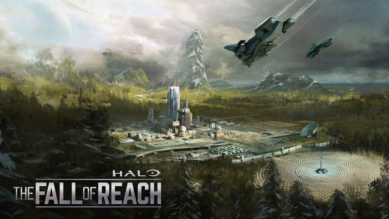 Download Halo: The Fall of Reach - Full Movie HD