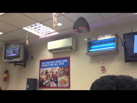 domino pizza in Bangalore India