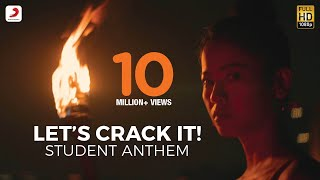 Let's Crack It - Student Anthem | Naezy | Dub Sharma