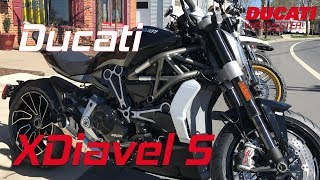 2017 Ducati XDiavel S | First Ride