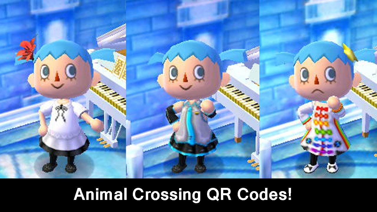 Hatsune Miku Animal Crossing Outfits Youtube