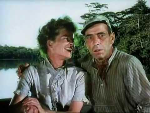 The African Queen (1951) - Humphrey Bogart - Katharine Hepburn - We Made It