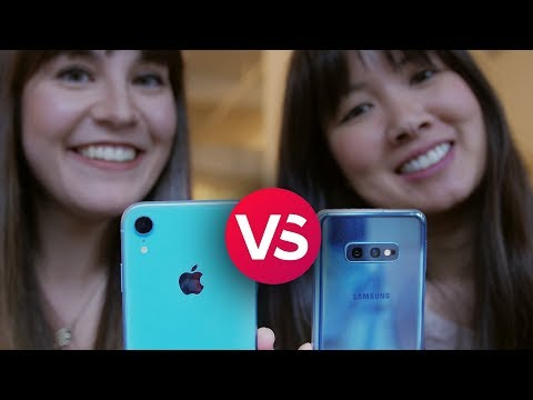 iPhone XR vs.