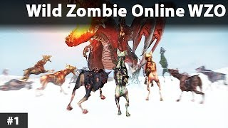 Wild Zombie Online WZO Android Gameplay Game Walkthrough