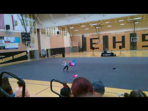 riverbank high school winter guard solos life and death