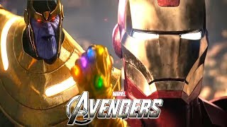 New Avengers Project Game REVEAL! NEW TRAILER & NEW DETAILS CONFIRMED For The Game Awards 2018!