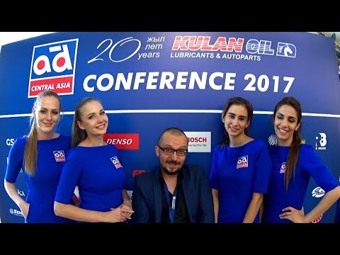 Auto Distribution Central Asia Conference 2017 KULAN OIL