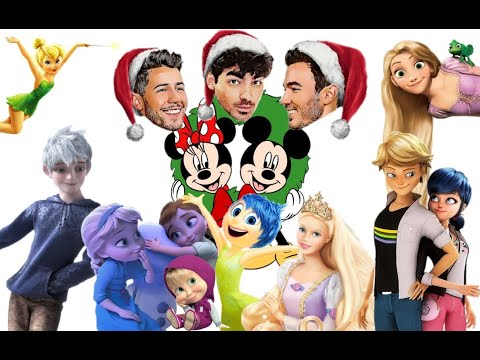 Jonas Brothers Like It's Christmas (Official Music Video)