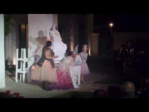 Don Chisciotte della Mancha music Paisiello regia Raimondi conductor Papadia