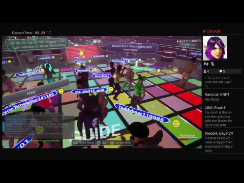 RosieMoon's Live PS4 Atom Republic Classy Atomz Party hosted by iris and luukhoekstra