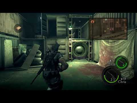 """[15]""""Just a day in Africa"""" (Resident Evil 5 w/Redhunter)"""