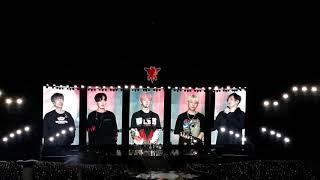 에쵸티HOT 콘서트 맨트 잠실종합운동장2018