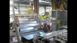 Coil Line Video