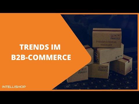 Trends im B2B-Commerce (5. E-Commerce Expertenwoche)