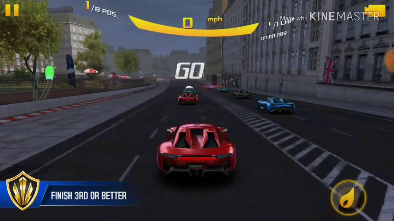 asfalt 8 multiplayer matchmaking
